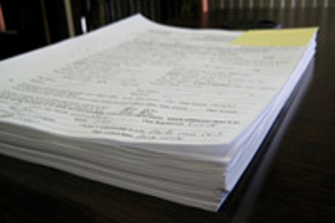 image of documents